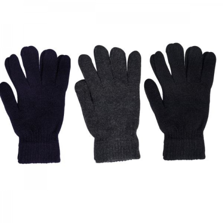 MENS ASSORTED WINTER GLOVES