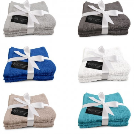Premium 4 Pack Face Cloth