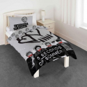 5 SECONDS OF SUMMER HEARTS BEDDING SET, SINGLE