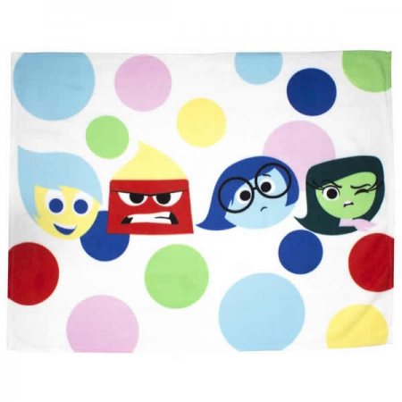 FLEECE BLANKET (INSIDE OUT)