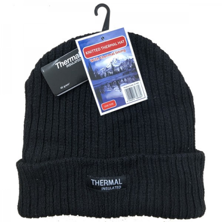 THERMAL INSULATION LINED HAT