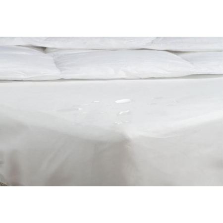 WATER RESISTANT MATTRESS PROTECTOR (DOUBLE)