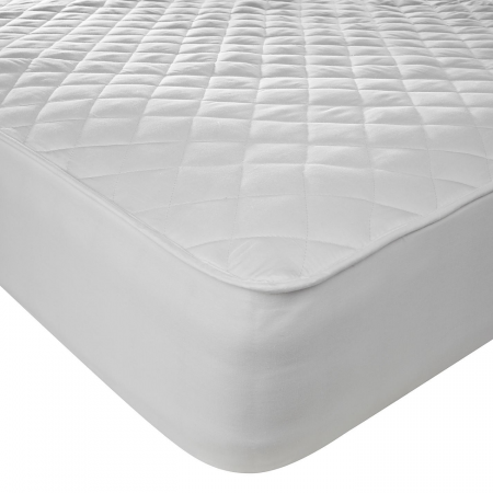 QUILTED MATTRESS PROTECTOR (DOUBLE)