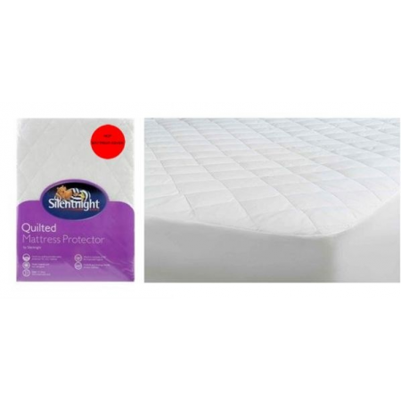 SILENT NIGHT NQP MATTRESS PROTECTOR (SINGLE/KING)