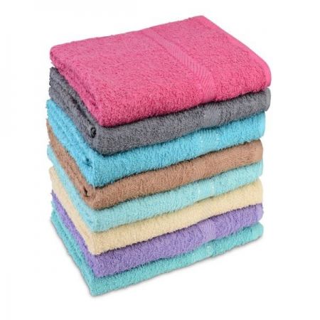 400GSM BATH TOWEL (ASSORTED)