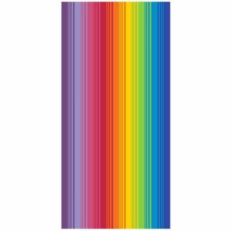MICROFIBRE BEACH TOWELS 75X140CM (STRIPES)