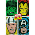 FLEECE BLANKETS (MARVEL AVENGERS)