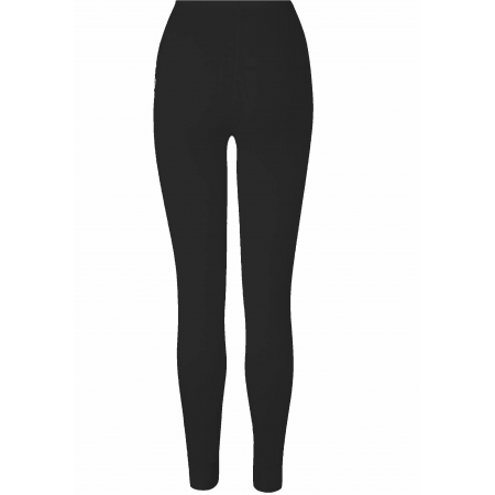 LADIES EYELET THERMAL LONG JOHNS (GREY)